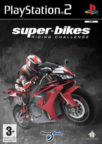 Super-Bikes Riding Challenge (PS2) by BLACK BEAN