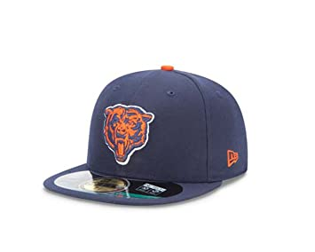 8b7cba52489d9e New Era Cap - NFL ON FIELD Chicago Bears GSH navy: Amazon.co.uk ...