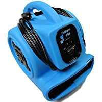 DriStorm Mini Air Mover w/GFCI 1/5Hp