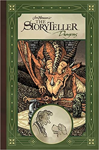 Book Jim Henson's The Storyteller: Dragons