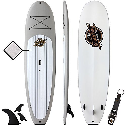 SBBC - Stand Up Paddle Board - || 10'4 Anima Soft Top SUP || - Extra Large, Stable & Family Friendly Stand Up Paddleboard - Package Includes SUP Board & Paddle Board Accessories