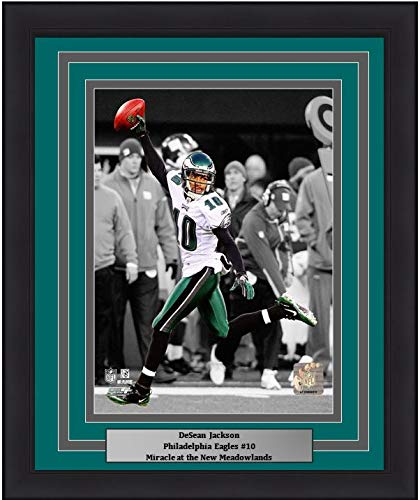 - Eagles DeSean Jackson Miracle at the New Meadowlands Punt Return 8