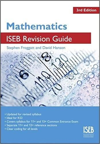 History: ISEB Revision Guide (ISEB Revision Guides)