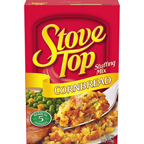 🥇 Stove Top Cornbread Stuffing Mix