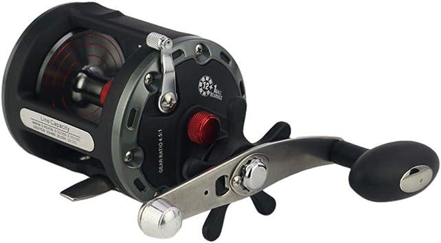 SMyFone - Carrete de pesca con rodamiento de metal para yumoshi ...