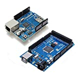 Doradus Ethernet Shield W5100 + Mega 2560 Kit Arduino Compatible
