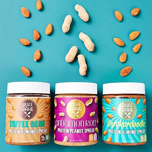Protein Almond Butter Peanut