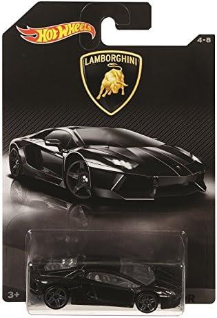 Buy Hot Wheels Lamborghini Aventador Multi Color Online At Low