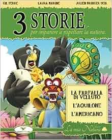 La farfalla di velluto, L'aquilone e L'americano (Italian