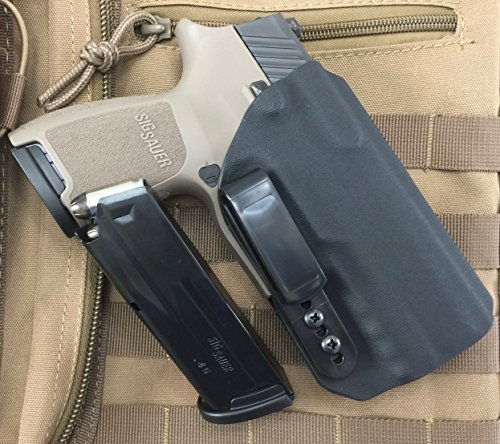 5. MIE Productions Kydex (IWB/AIWB Holster)