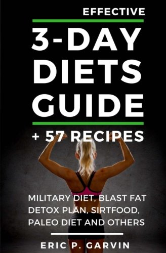Effective 3 Day Diets Guide Recipes product image