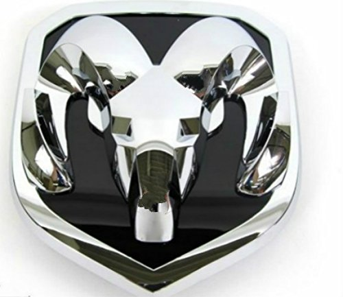 dodge ram grille emblem - 8