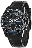 Sector Men's R3251577003 Analog Display Quartz Black Watch
