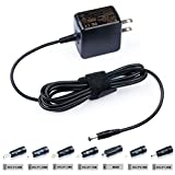 TAIFU AC / DC Adapter Charger Cord Regulated UL 5V 3A (3000mA) 5.5mm x 2.1mm / 5.5x2.5mm / 2.5 x 0.7mm /3.5 x...