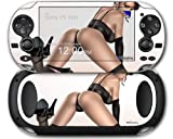Sony PS Vita Decal style Skin - Ray Pin Up Girl (OEM Packaging)