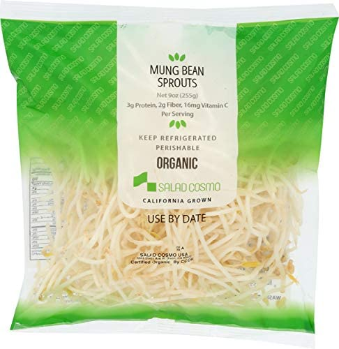 OG Bean Sprouts, 9 oz.