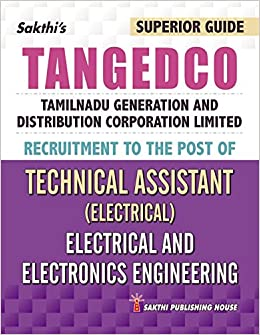 Buy Tangedco Technical Assistant Electrical And Electronics