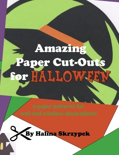 Amazing Paper Cut Outs for Halloween