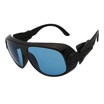 GYFSLG Gafas Protectoras Gafas para Deportes Al Aire Libre Trabajos De Soldadura con Protección contra Los Vientos Antivaho Y Protección UV A Prueba De ...