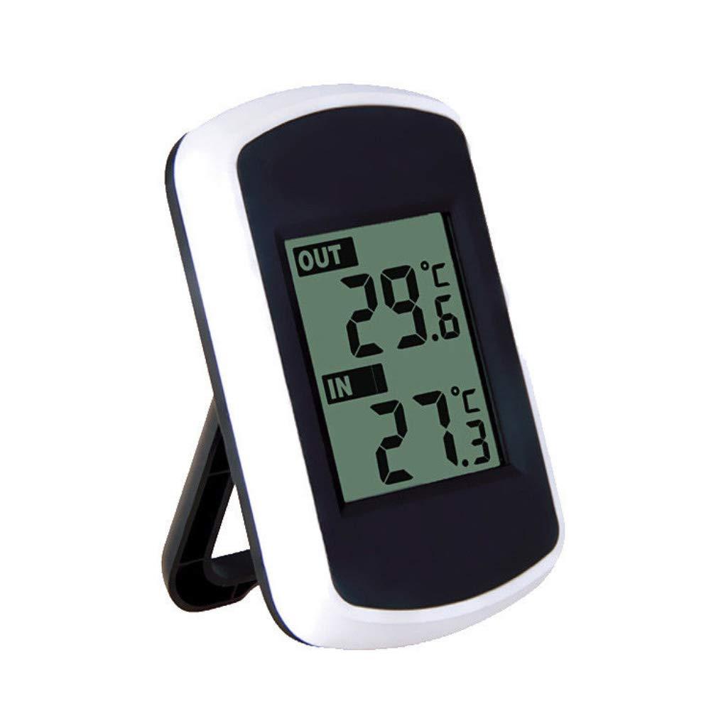Jiecikou Wireless Digital Floating Thermometer for Bathtub Swimming Pool with Transmitter by Jiecikou