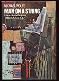 Man on a String, Michael Wolfe, 0060147148