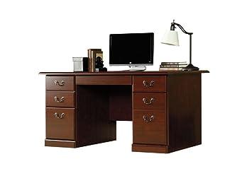 Best Of Sauder Heritage Hill Double-pedestal Desk