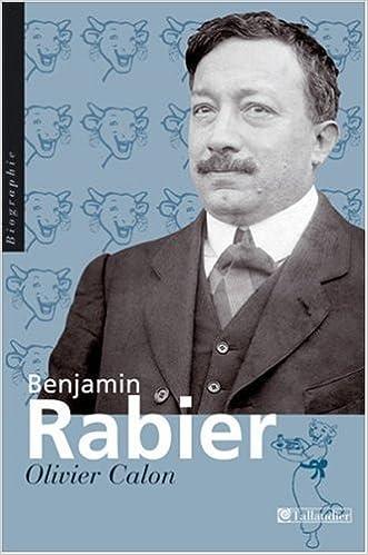 Livre Benjamin Rabier pdf, epub ebook