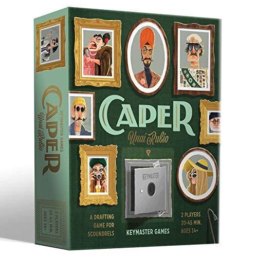 Keymaster Games Caper [並行輸入品] B07SDB2QPJ