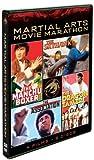 Martial Arts Movie Marathon (The Skyhawk, The Manchu Boxer, The Dragon Tamers & The Association)