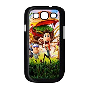 Cloudy With A Chance Of Meatballs 2 Cartoon Samsung Galaxy S3 9 Cell Phone Case Black DIY Ornaments xxy002-3629796