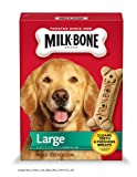 Milk Bone Large Biscuits For Dogs Over 50 Pounds, 24-Ounce, My Pet Supplies