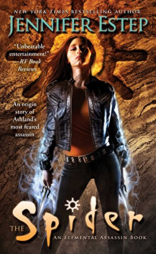 The Spider (Elemental Assassin Series Book 10)]()