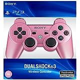 PS3 DualShock3 Controller - Pink - Standard Edition