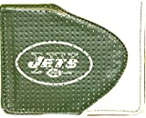 New York Jets Faux Leather Zipper Wallet