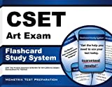CSET Art Exam Flashcard Study System: CSET Test Practice Questions & Review for the California Subject Examinations for Teachers