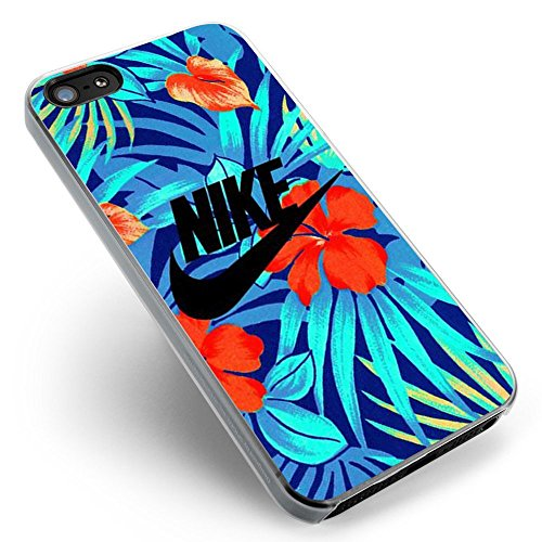 Nike Tropical flower for Iphone Case (iPhone 6 plus/6S plus white)