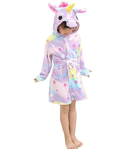 Z-Chen Bata para niños - Forma de Unicornio: Amazon.es: Ropa y accesorios