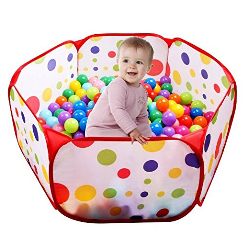 12 opinioni per UClever Piscina di Palline Ball Pit Pool Bambini Tenda Gioca Piscina per Bambini