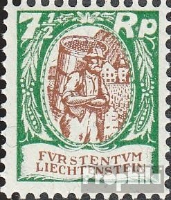 Liechtenstein 67 with hinge 1925 clear brands (Stamps for collectors)