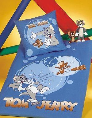 Tom Jerry Bettwäsche Amazonde Küche Haushalt