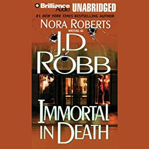 Immortal in Death Audiobook