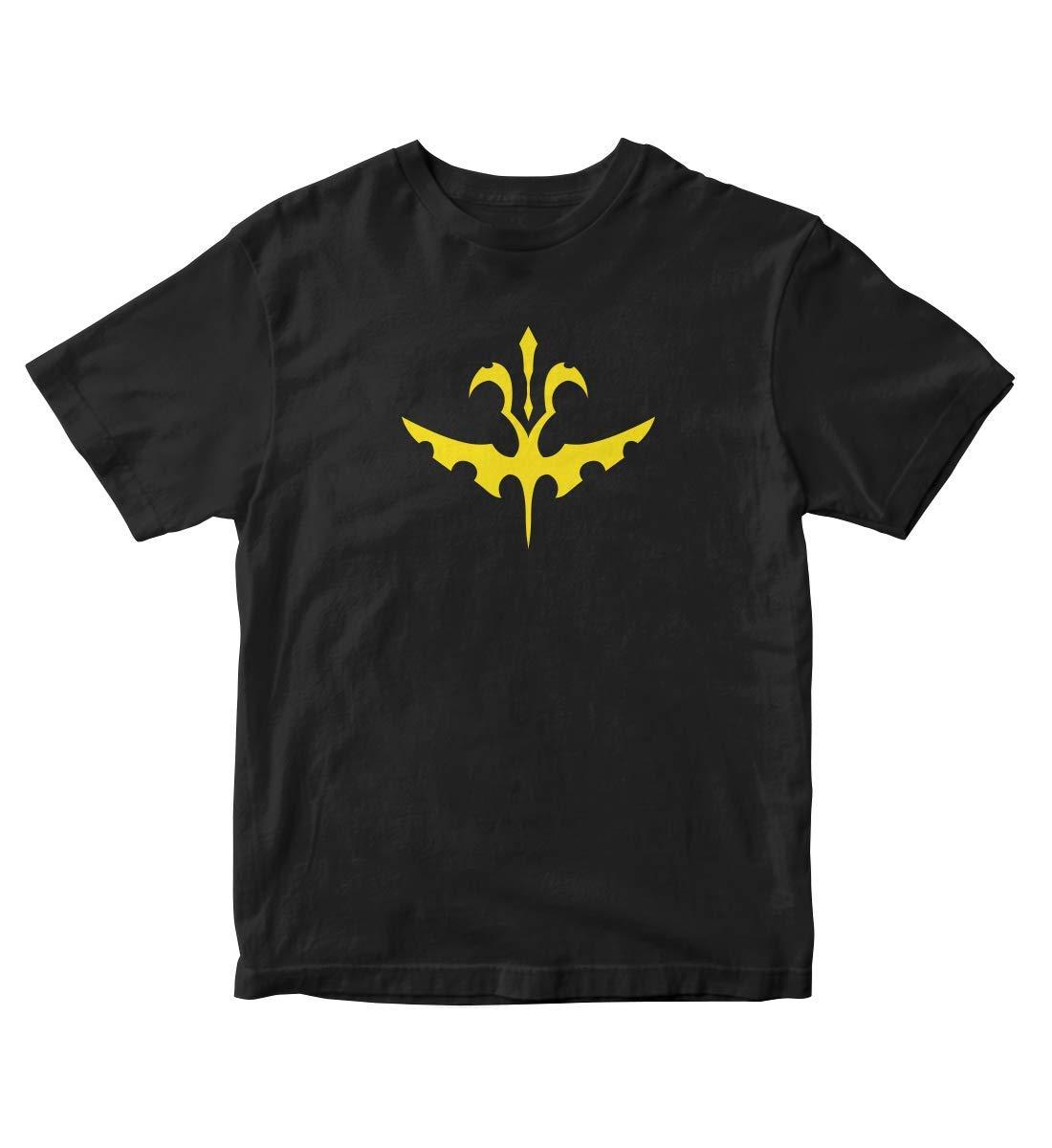 Tjsports Britannian Military Army Symbol Code Geass Lelouch Manga Anime T Shirt A223
