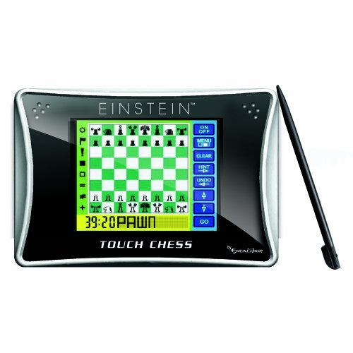 Handheld Electronic Chess Game (Touch Chess)