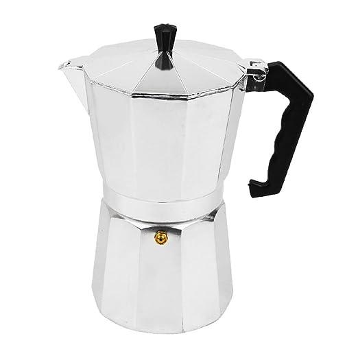 9 taza para fogón para café de filtro Perculator eléctrica de café ...