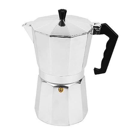 9 taza para fogón para café de filtro Perculator eléctrica ...