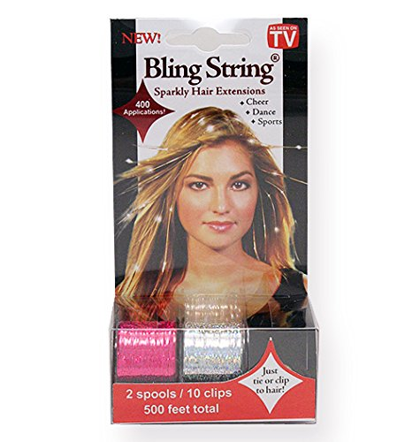 mia-bling-string-hologram-hair-extensions-pink-sliver-144-ounce