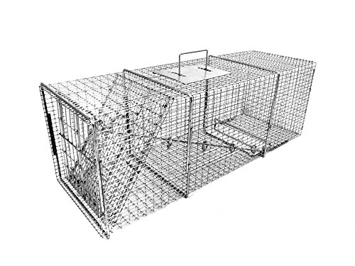Tomahawk Live Trap Pro XL 1 Door Trap by Tomahawk Live Trap