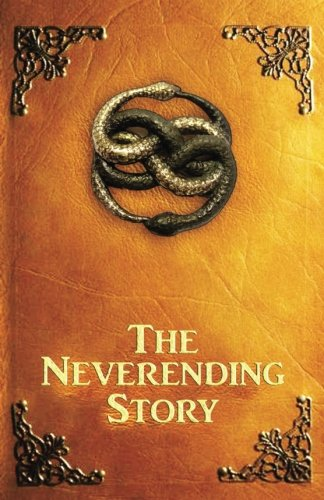 The Neverending Story: Blank Notebook