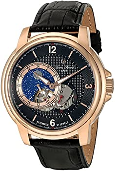 Lucien Piccard Nebula Moon Accent Men's Automatic Watch