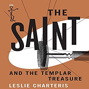 The Saint and the Templar Treasure Audiobook